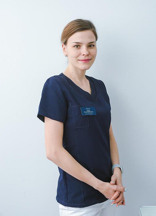 Попова Евгения Викторовна